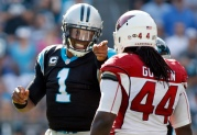 Cam Newton,Markus Golden