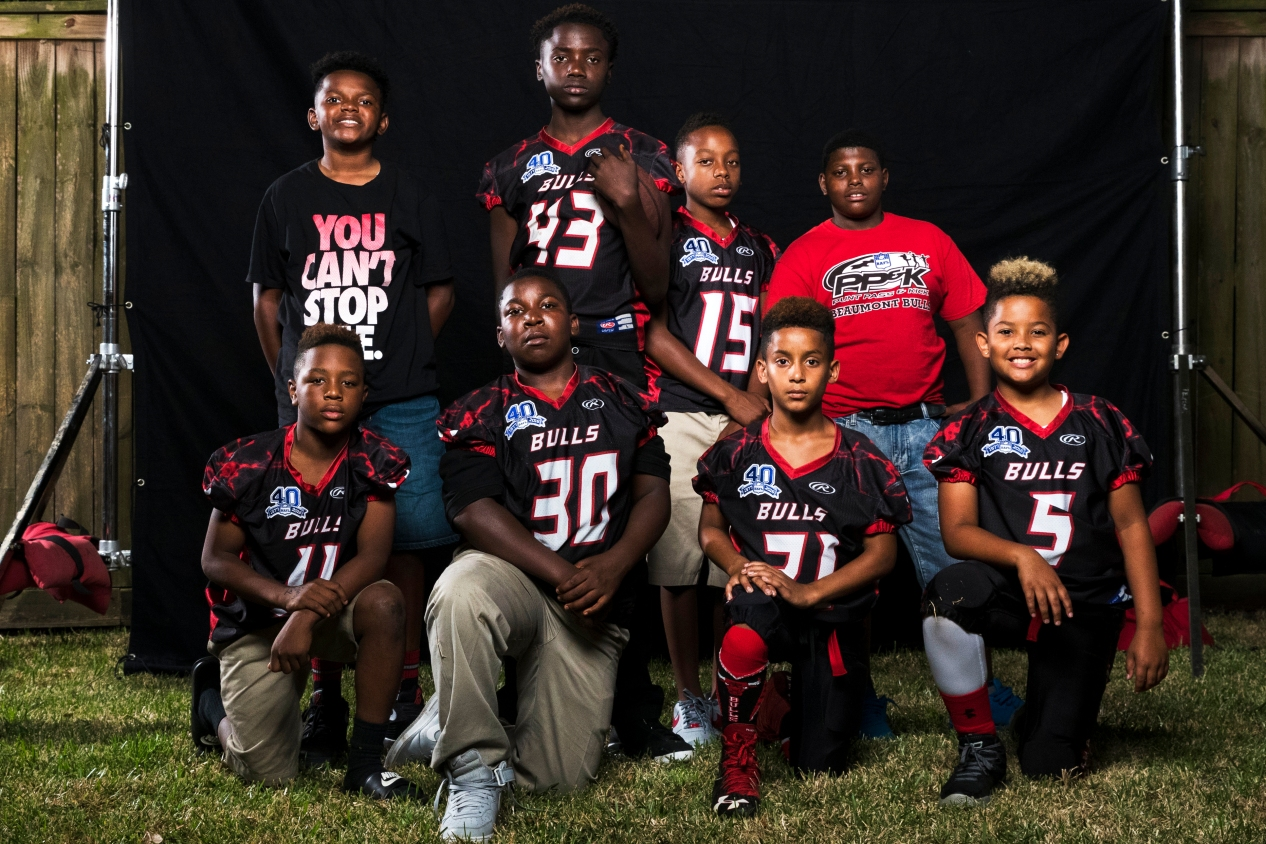 Beaumont Bulls Youth Football