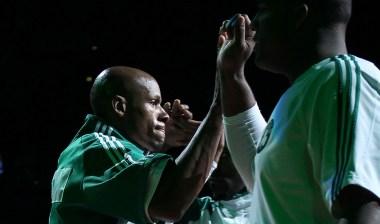 Orlando Magic v Boston Celtics, Game 3