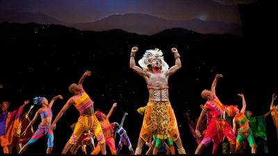 Lion King Musical Live In Singapore