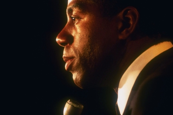 Twenty-five years ago today, Magic Johnson announced he had HIV