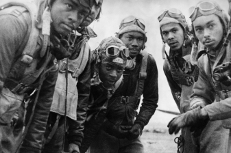 Tuskegee Airmen in Italy