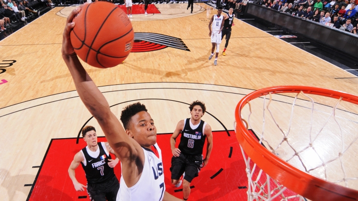 Nike Hoop Summit 2016