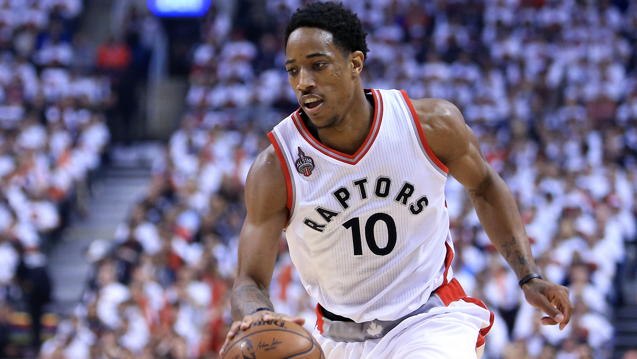 Miami Heat v Toronto Raptors – Game Seven