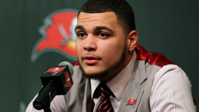 NFL: MAY 09 Buccaneers Mike Evans Press Conference