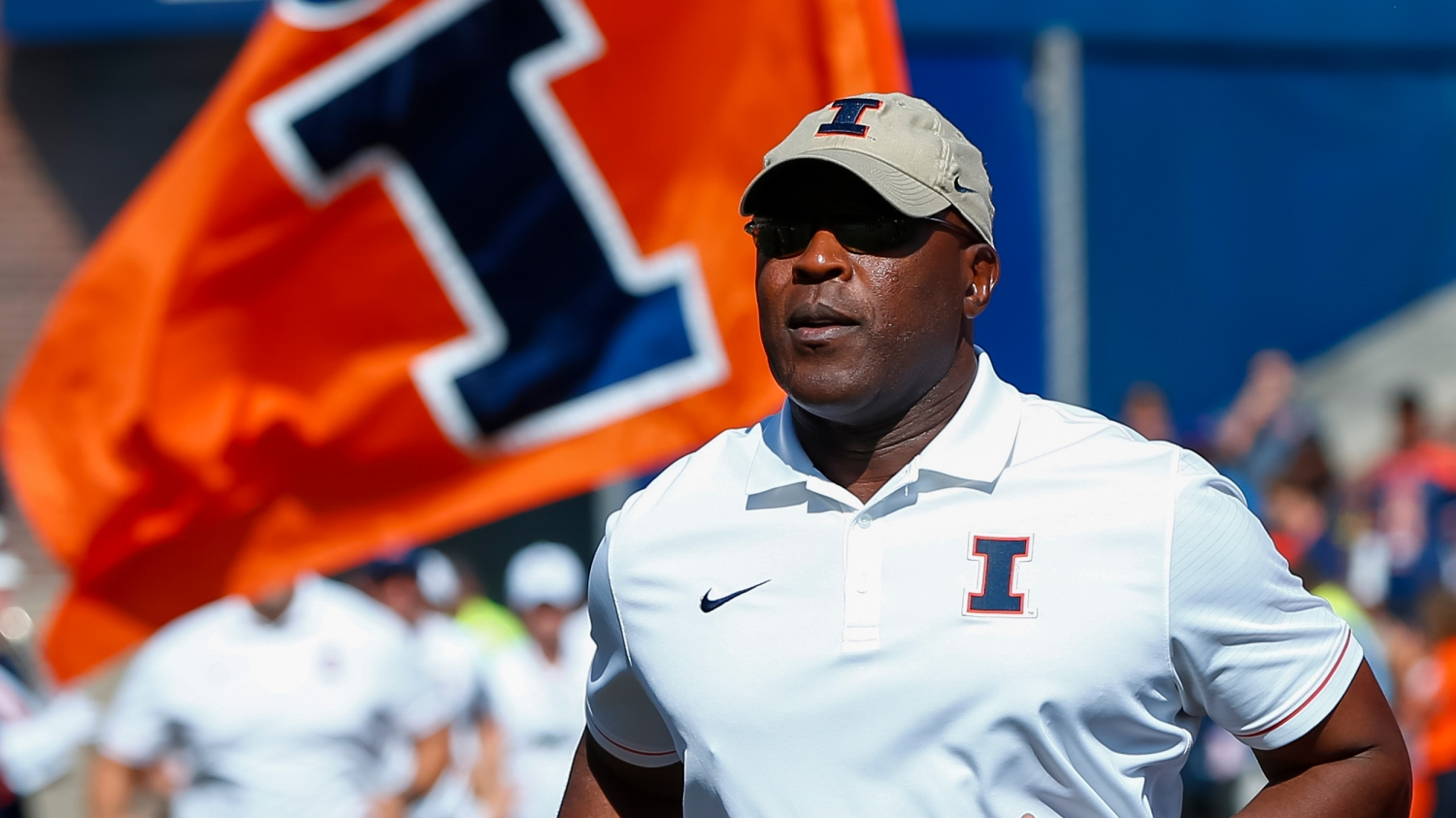 dc4bc459d99 Lovie Smith is on his way to rebuilding Illinois football