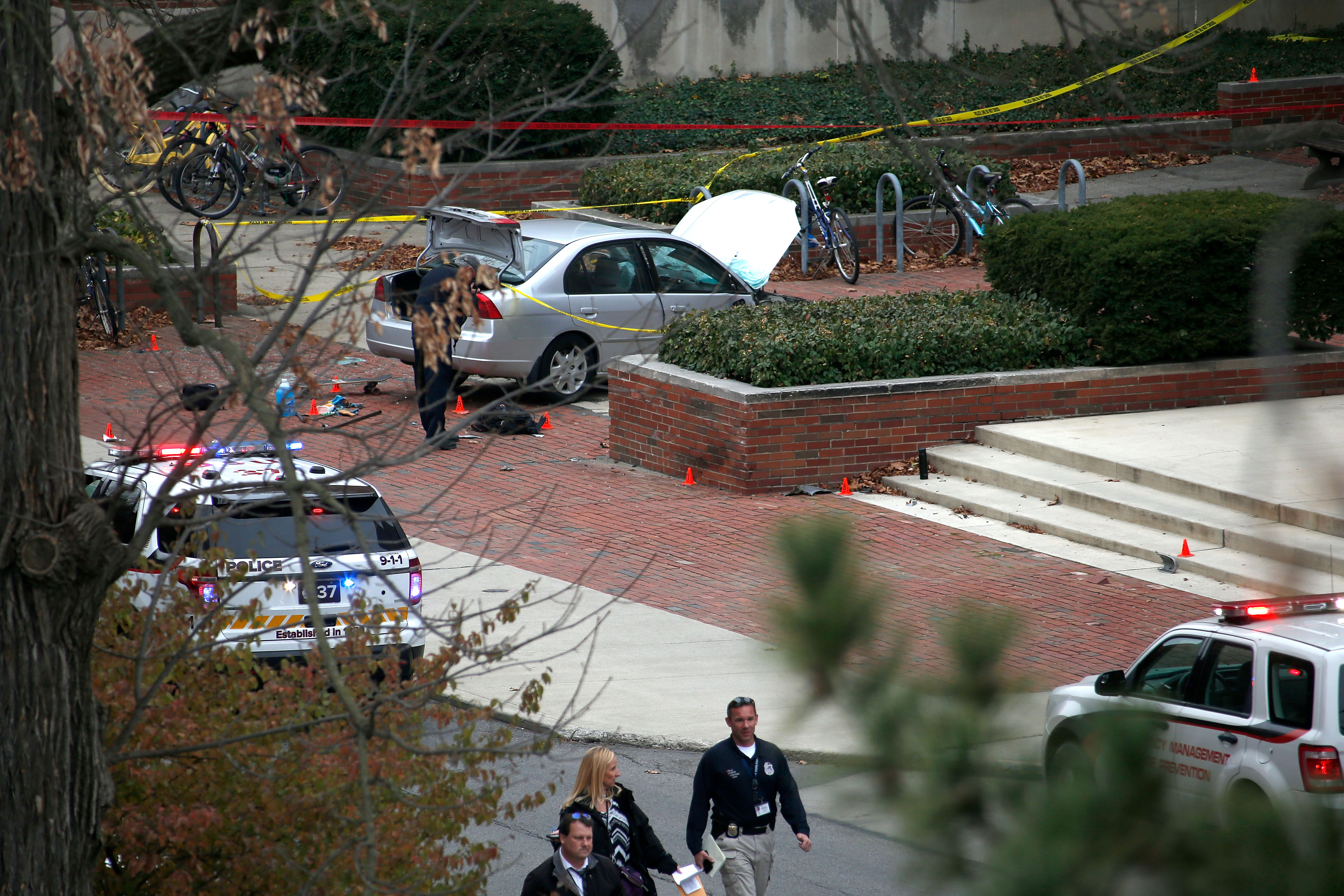 Multiple People Hospitalized After Attacks On Ohio State University Campus In Columbus