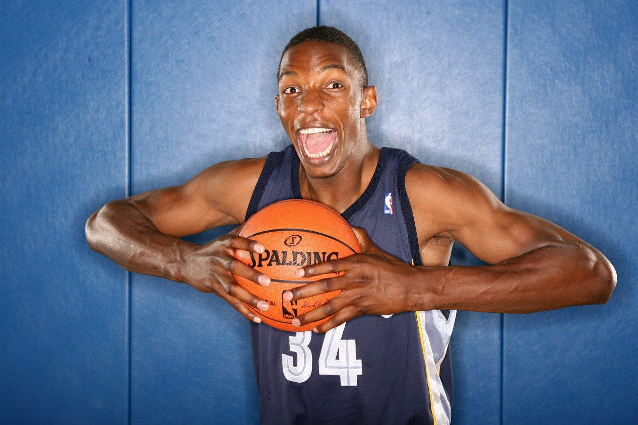 2009 NBA Rookie Portraits