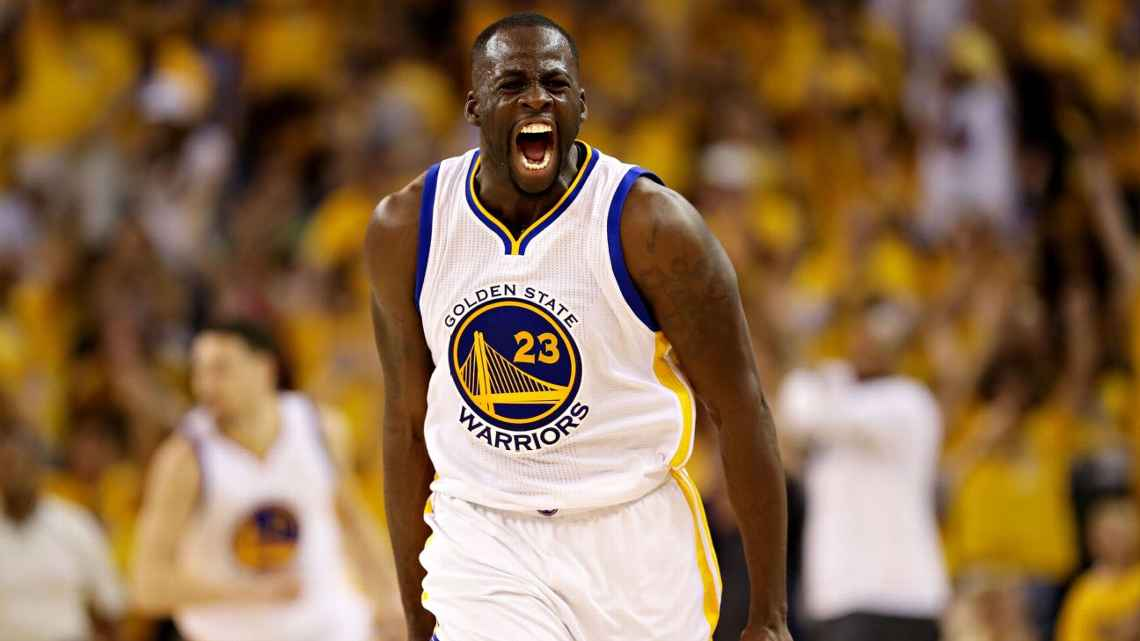 Draymond Green's excited outbursts have drawn two technical fouls this season.
