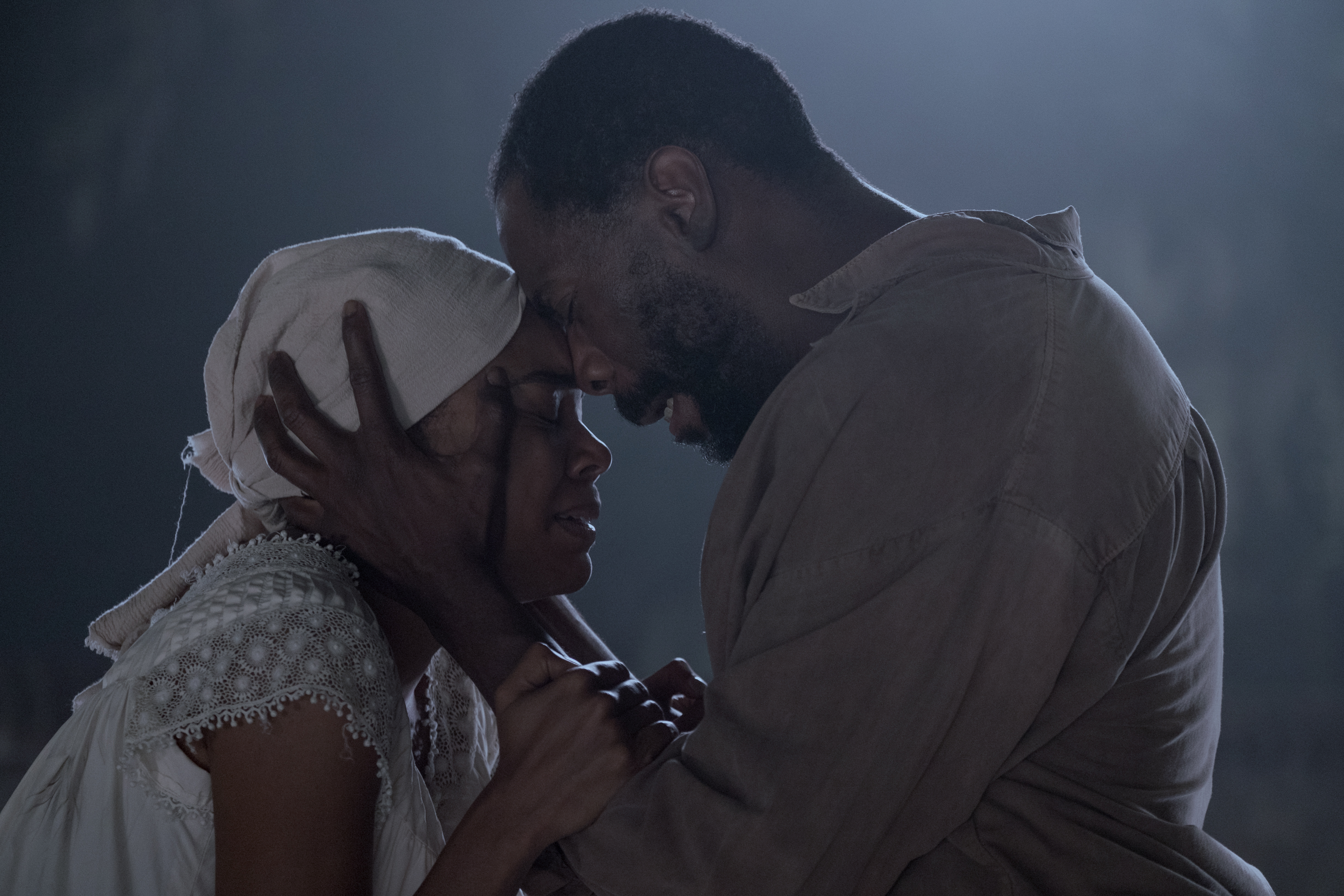 "Gabrielle Union as ""Esther"" and Colman Domingo as ""Hark"" in THE BIRTH OF A NATION."
