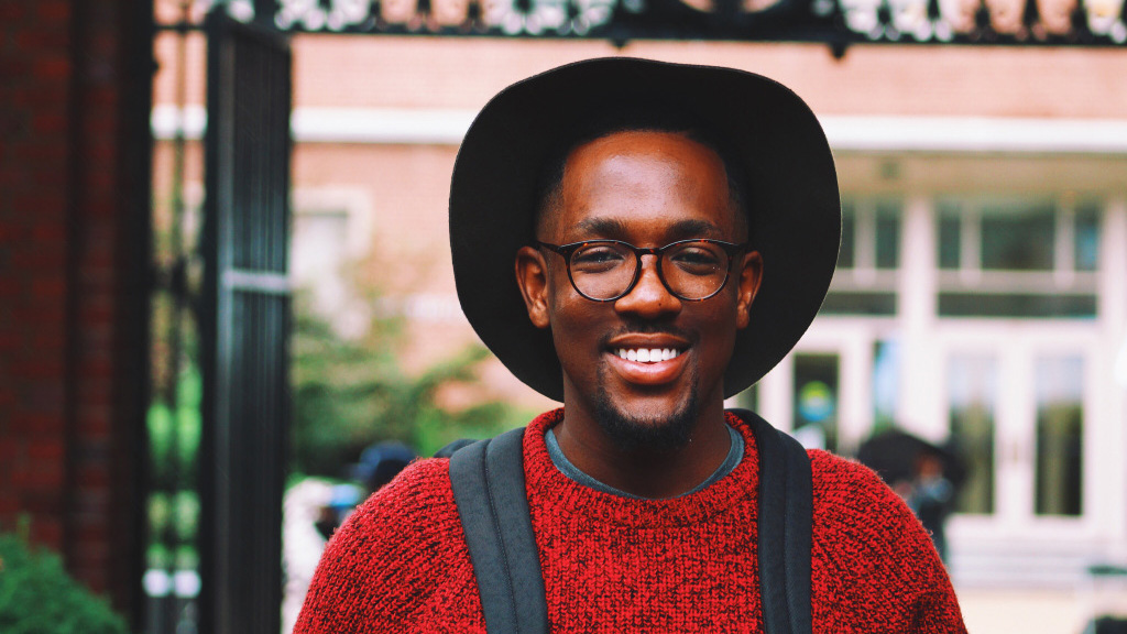 Dorian Purse, Morehouse student
