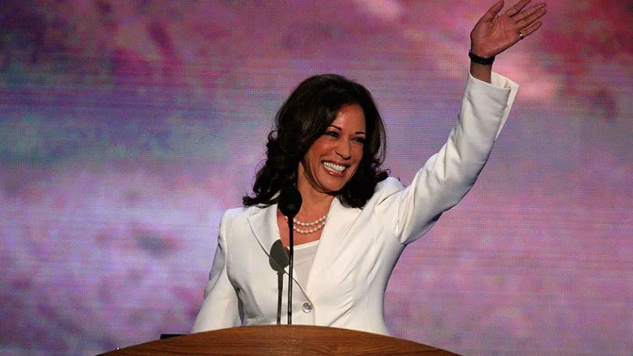 Kamala Harris Is Second Black Woman Elected To The U S Senate