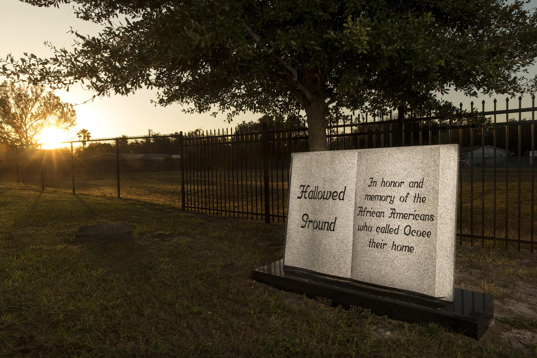 Ocoee Massacre, Hallowed Ground