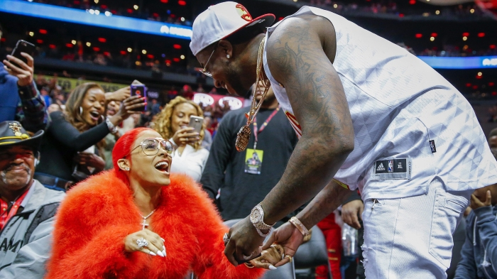 New Orleans Pelicans at Atlanta Hawks