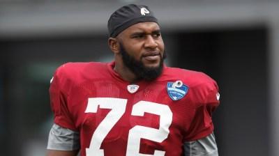 NFL: JUL 30 Redskins Training Camp