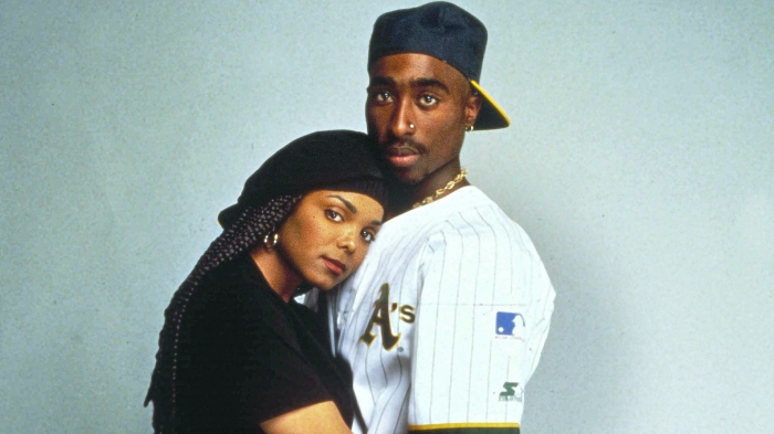 Poetic Justice Year 1993 Director John Singleton Tupac Shakur Janet Jackson