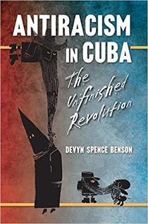 Antiracism in Cuba book cover