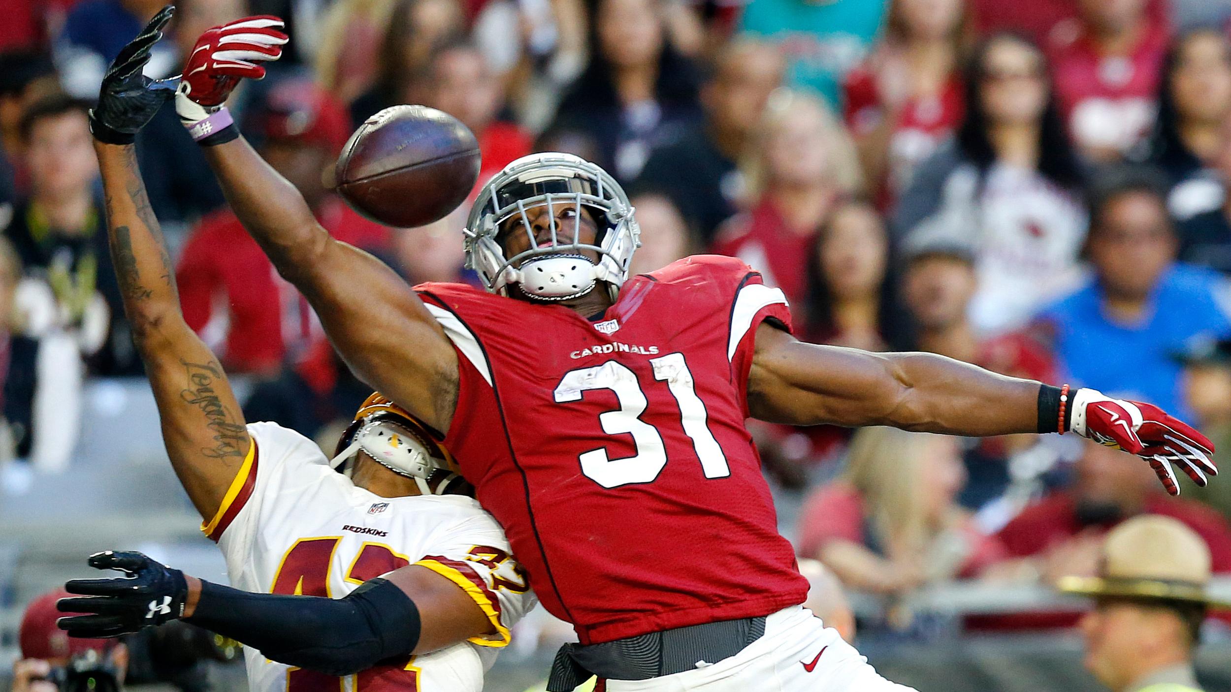 APTOPIX Redskins Cardinals Football