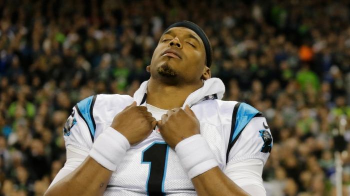Cam Newton, Ron Rivera