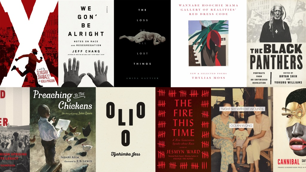 New Beginnings The Freshest Books Of 2016 The Undefeated