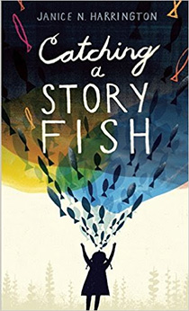 Catching a Storyfish book cover