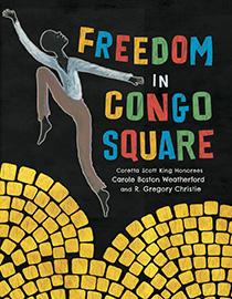 Freedom in Congo Square book cover