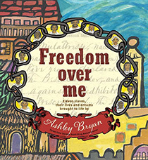 Freedom Over Me book cover
