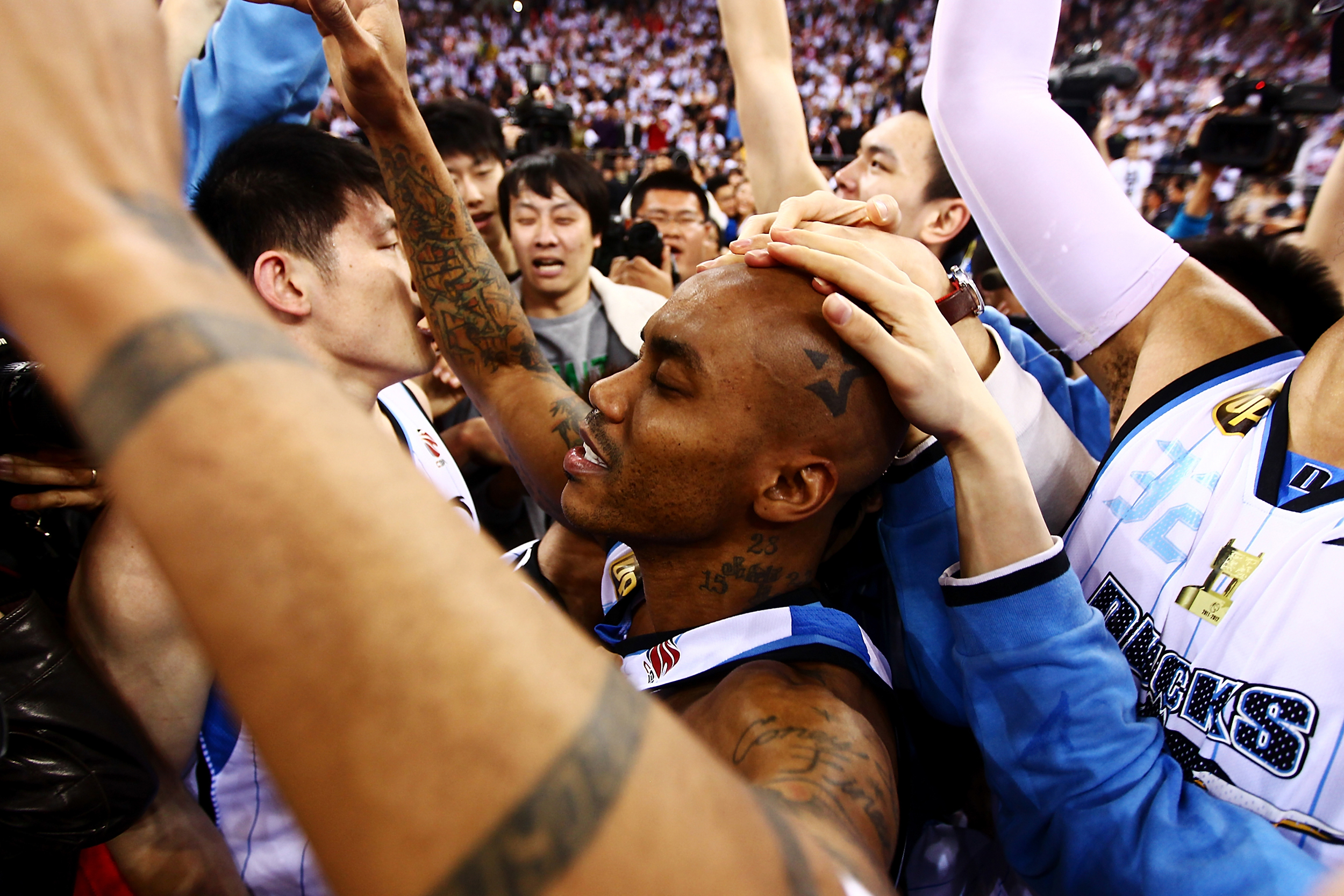 official photos 2fe14 2fa85 Stephon Marbury  Remade in China