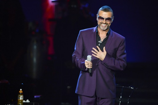 George Michael Performs For His Symphonica Tour – Birmingham