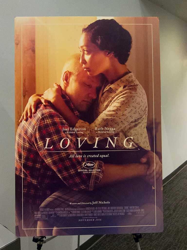 "NEW YORK, NY - OCTOBER 28: Atmosphere at the SAG-AFTRA Foundation Conversations: ""Loving"" With Ruth Negga And Director Jeff Nichols at NYIT Auditorium on October 21, 2016 in New York City."