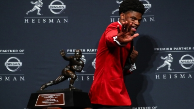 NCAA FOOTBALL: DEC 10 81st Annual Heisman Trophy Ceremony
