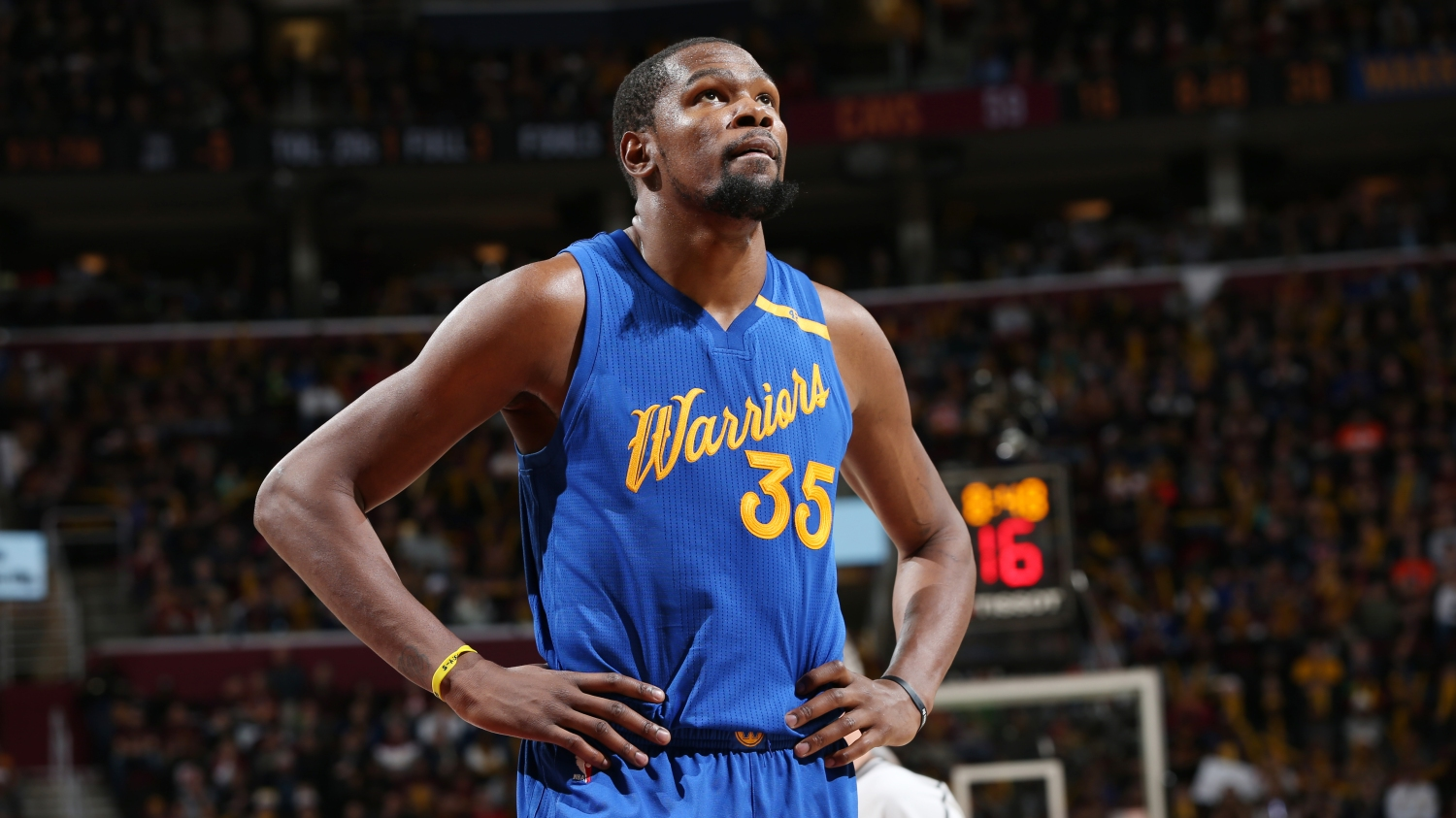 09836aa58d3e Kevin Durant shares his thoughts on the latest chapter in the Warriors-Cavaliers  rivalry