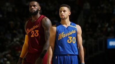 Golden State Warriors v Cleveland Cavaliers