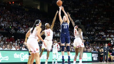 NCAA BASKETBALL: DEC 29 Women's – UConn at Maryland