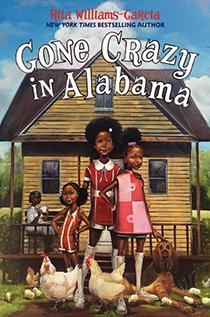Gone Crazy in Alabama book cover