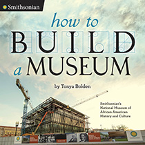 How to Build a Museum book cover
