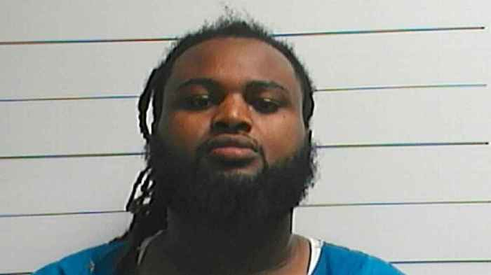 Cardell Hayes was convicted of manslaughter after killing former Saints player Will Smith in a road rage incident. Orleans Parish Sheriff's Office via AP