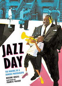 Jazz Day book cover