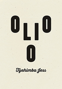 Olio book cover