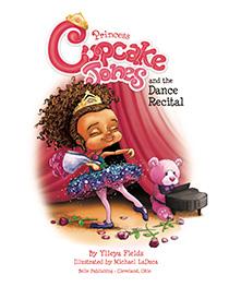 Princess Cupcake Jones book cover