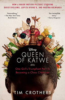Queen of Katwe book cover