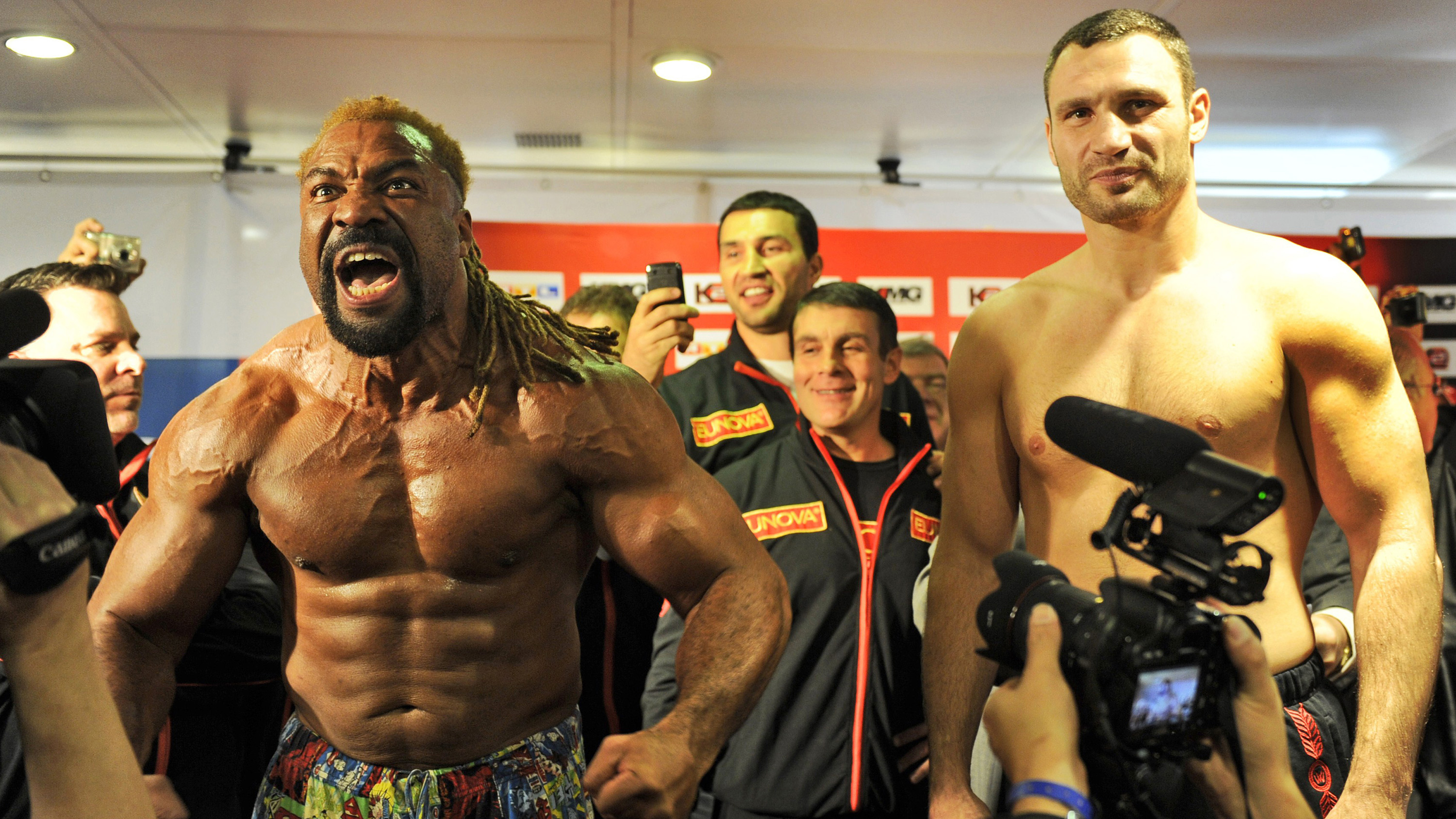 Is Shannon Briggs For Real — The Undefeated