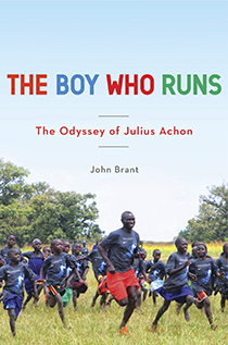 The Boy Who Runs book cover
