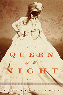 The Queen of the Night book cover