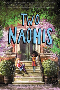 Two Naomis book cover