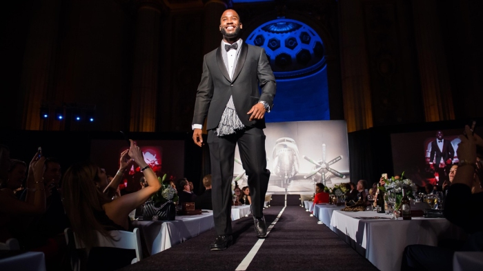 washington-redskin-pierre-garc%cc%a7on-at-the-2016-beckys-fund-walk-this-way-fashion-show-by-joy-asico