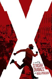 X, a Novel book cover