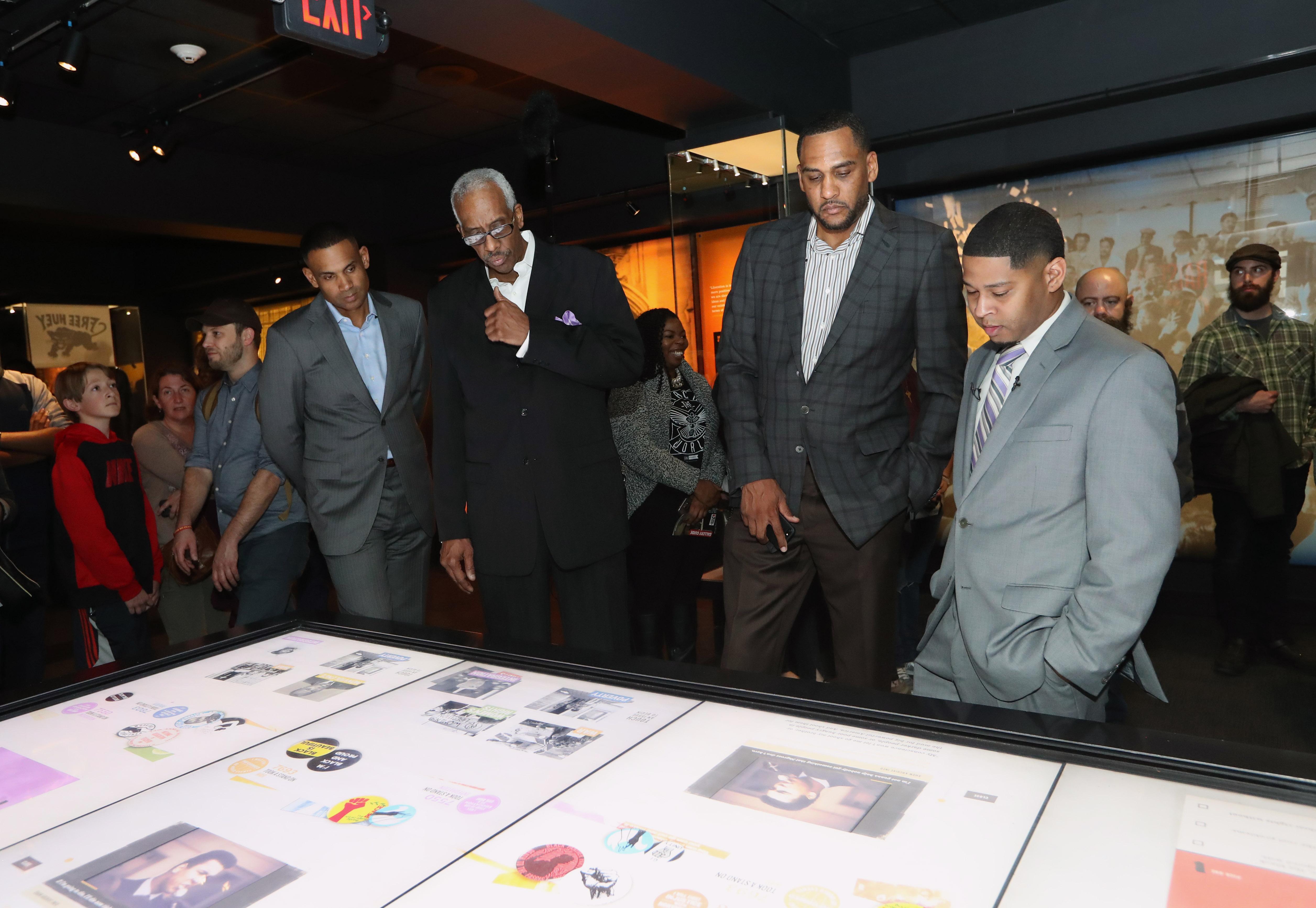 MLK Sports Legacy Award Recipients – National Civil Rights Museum Visit