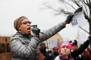 Women's March, Janice Eteme