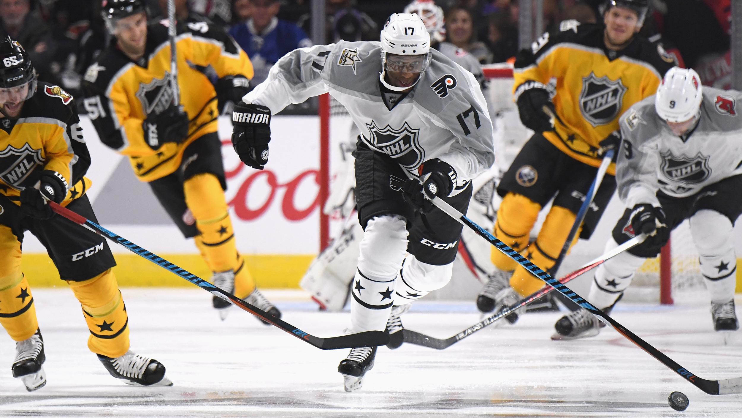 2017 Honda NHL All-Star Game – Metropolitan Division v Atlantic Division